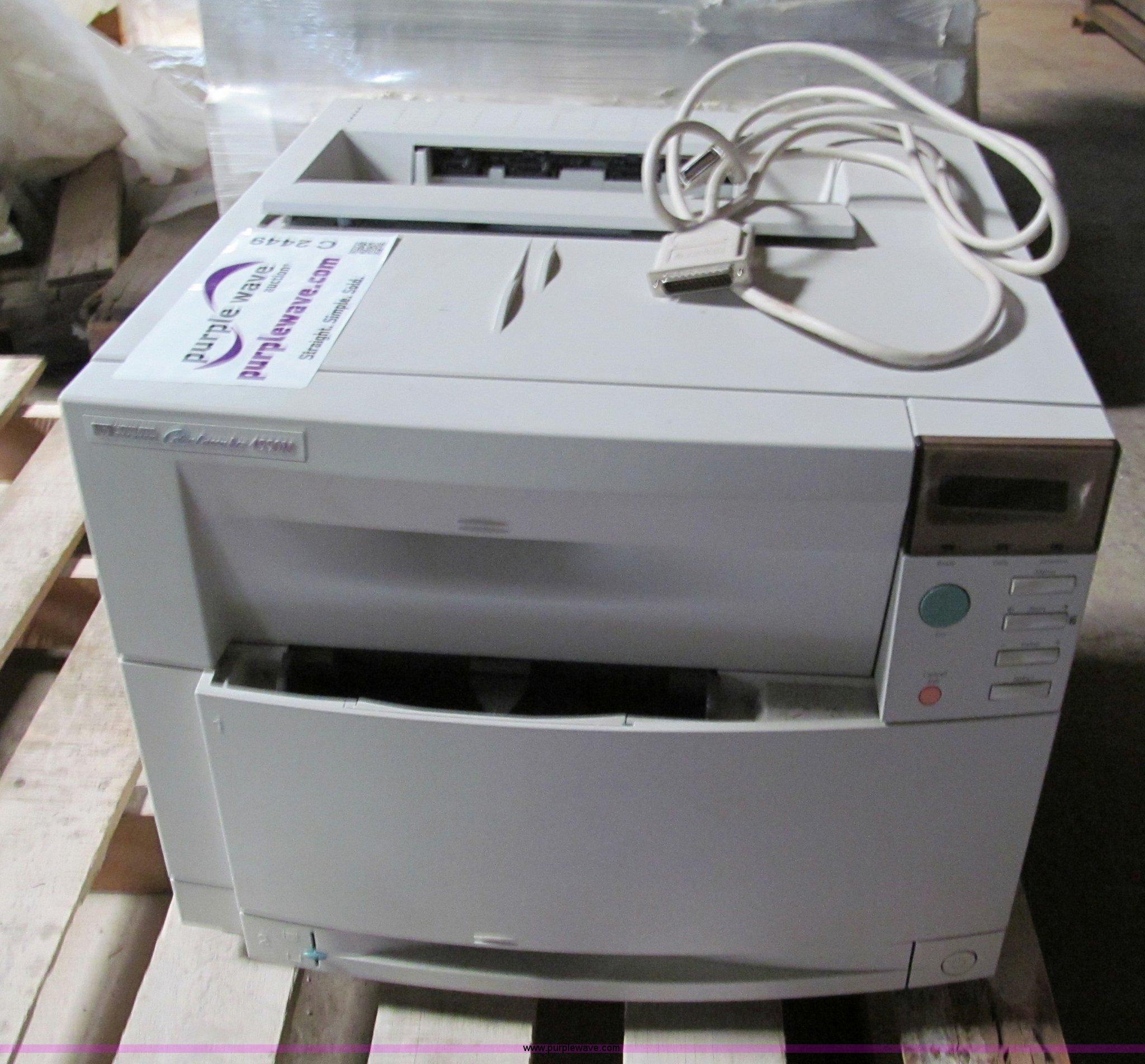 HP COLORJET 4550N TREIBER