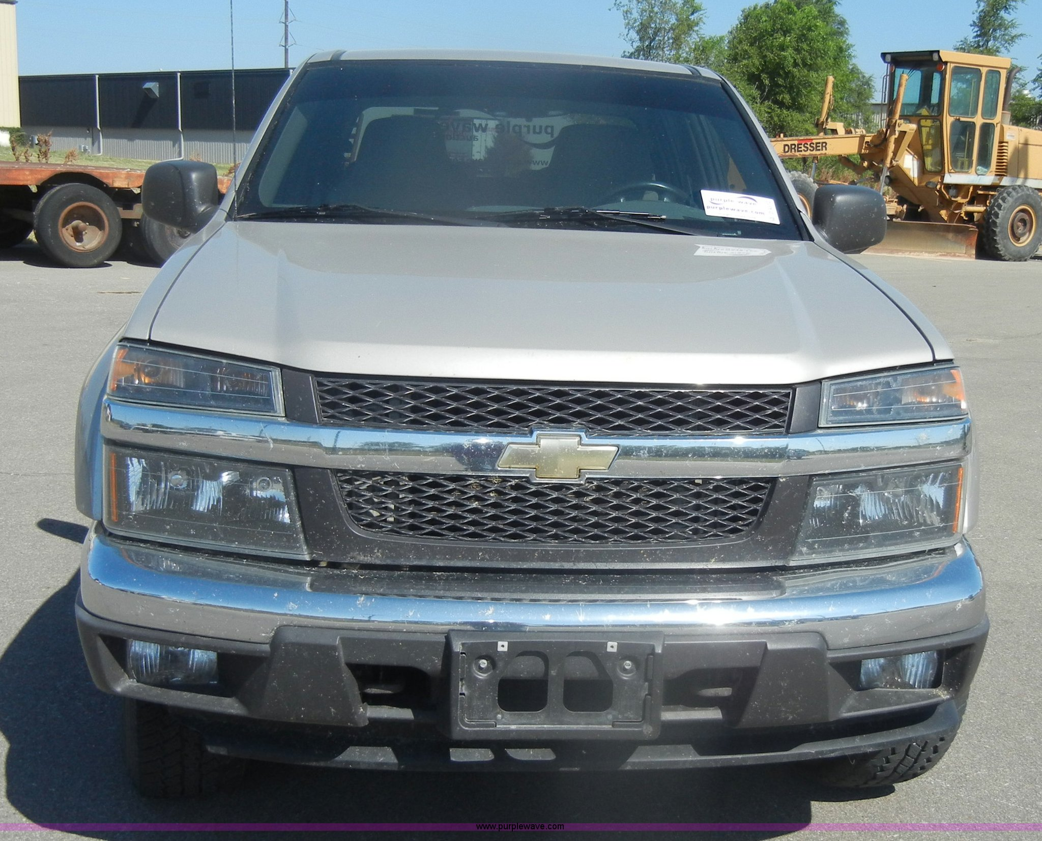 2005 Chevrolet Colorado Ls Z71 Pickup Truck Item D4312 S Trailer Wiring Full Size In New Window
