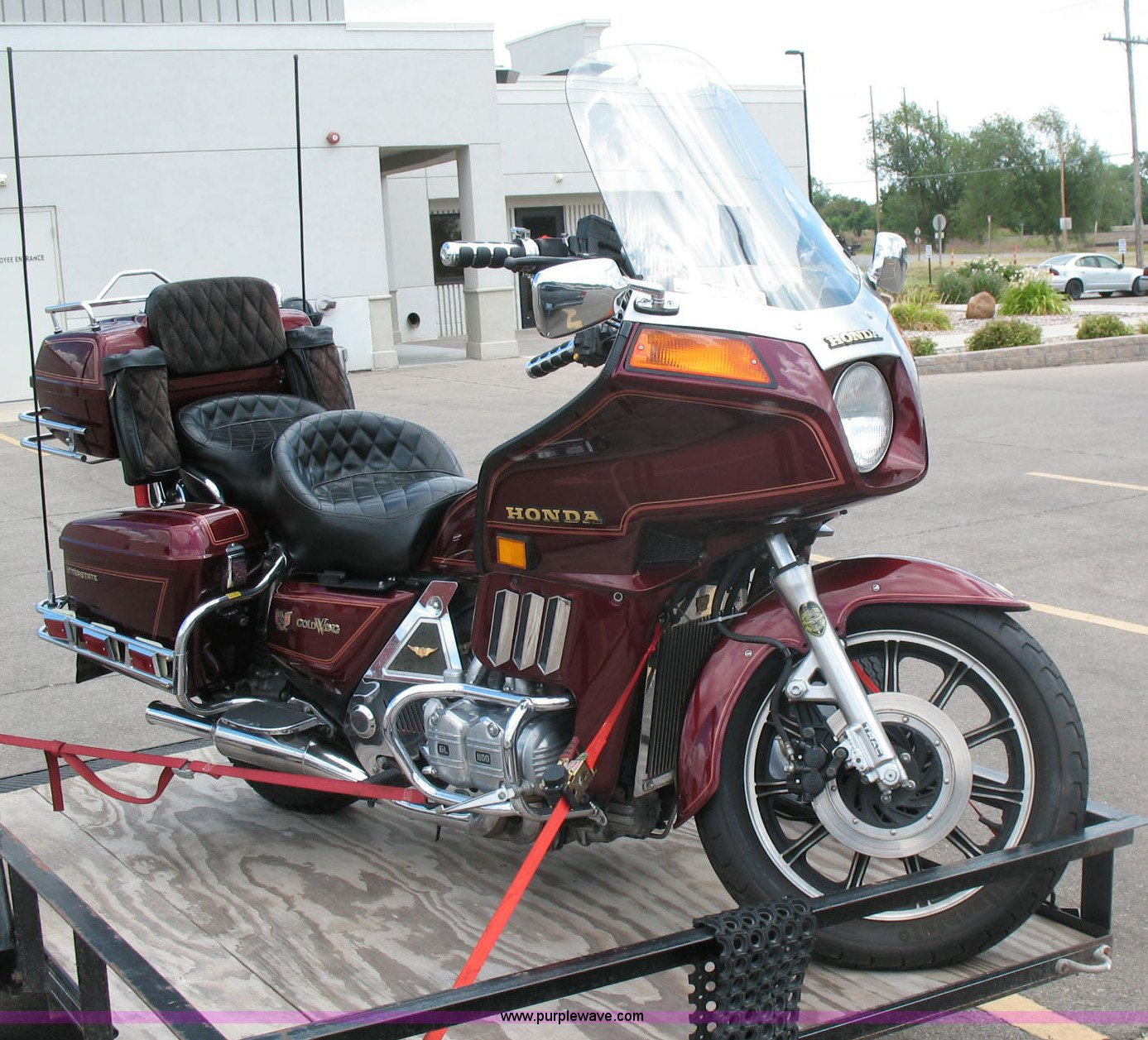 83 honda goldwing motor