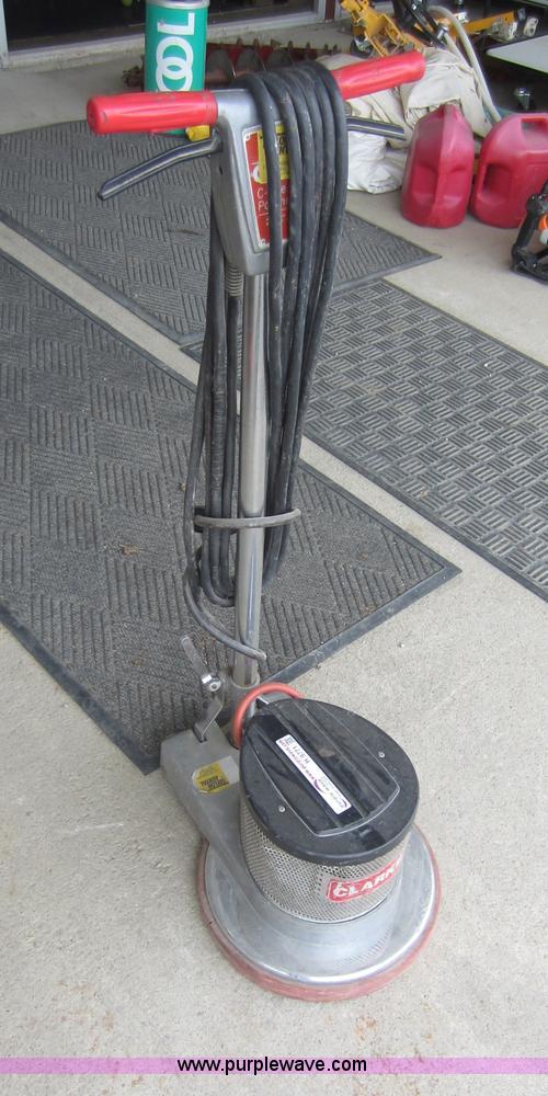 "Clarke 12"" floor buffer for sale in Oklahoma"