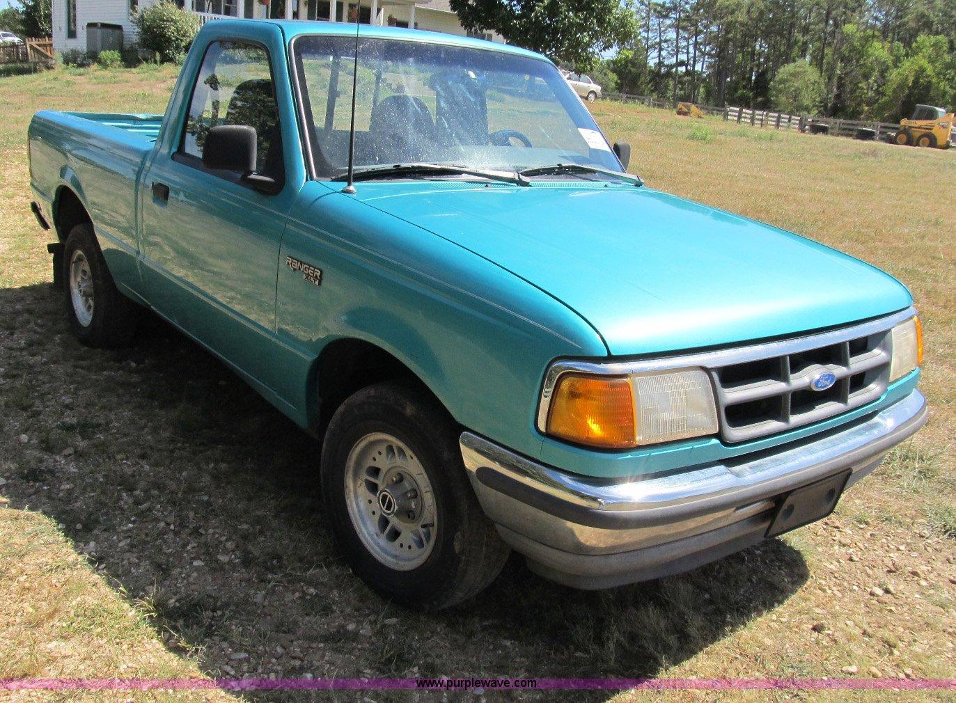 1993 Ford Ranger Xlt Pickup Truck Item B2834 Sold Septe Power Window Motor For Full Size In New