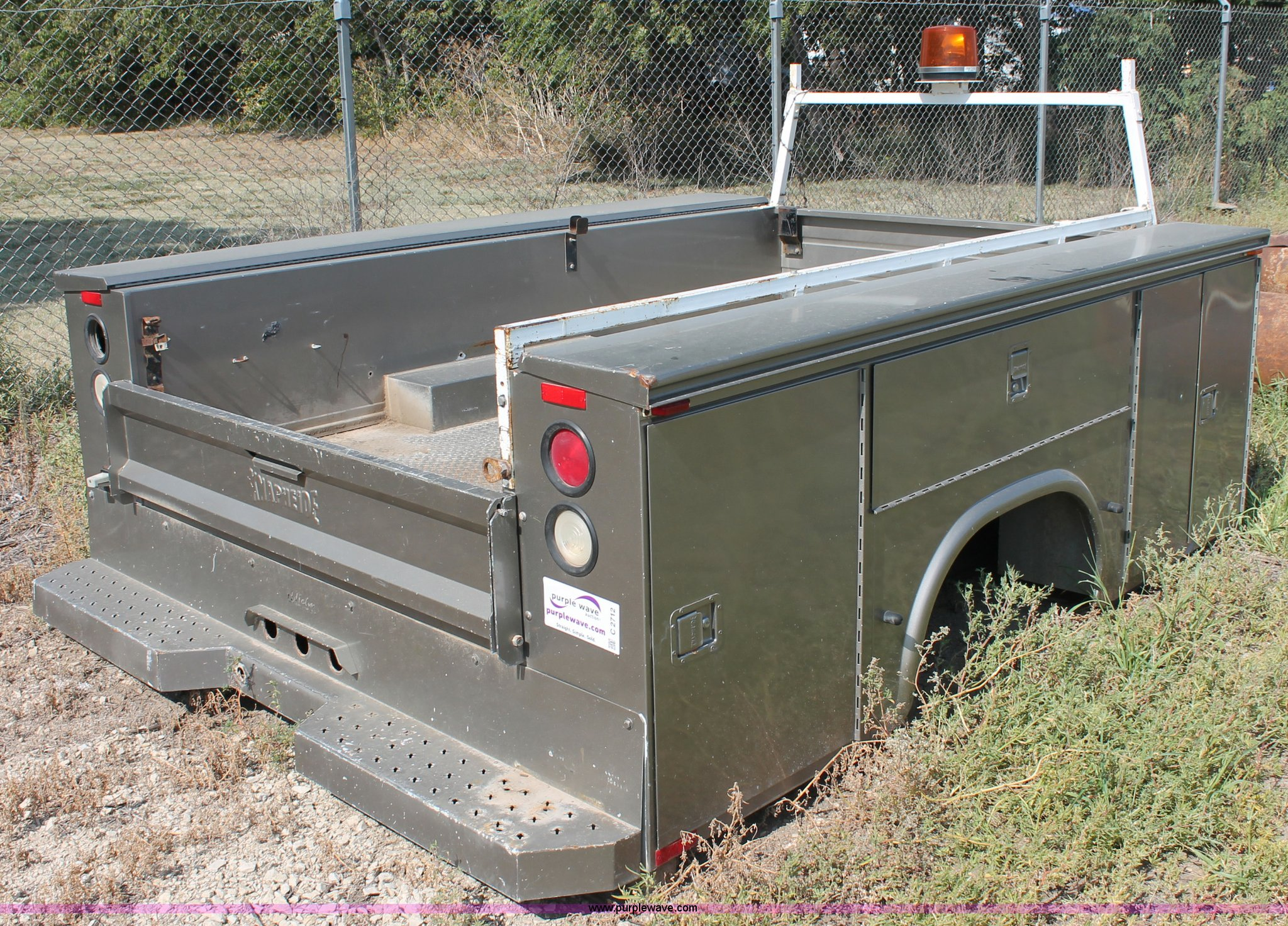 Utility Truck Beds For Sale >> Knapheide 9 Utility Truck Bed Item C2712 Sold Tuesday