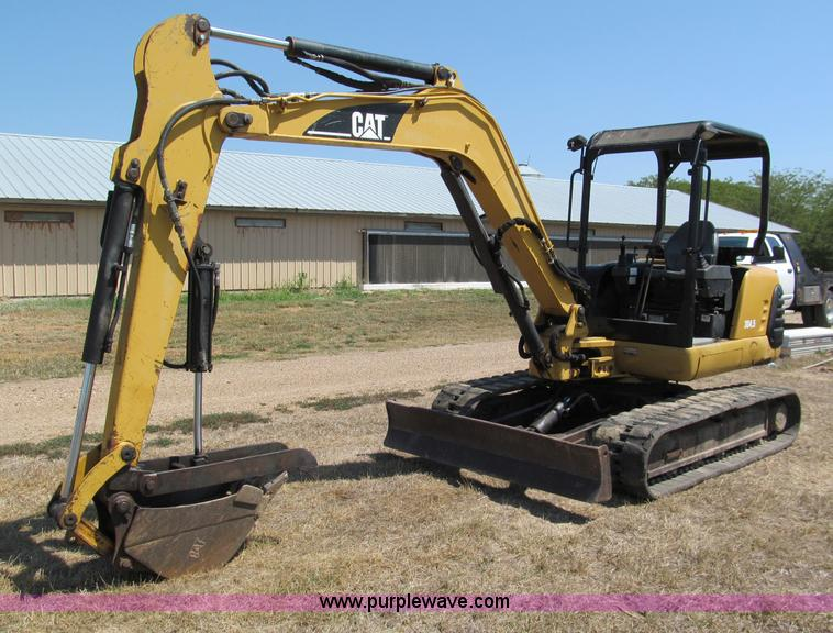 2002 Caterpillar 304 5 Mini Excavator Item E2017 Sold