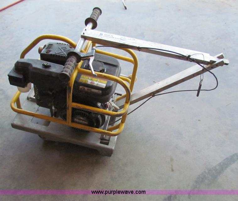 2003 Soff Cut X150 Concrete Saw Item N9098 Sold