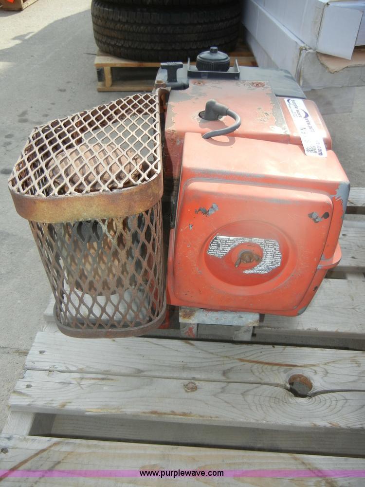 Kohler Magnum 8 HP engine | Item N9598 | SOLD! September 19