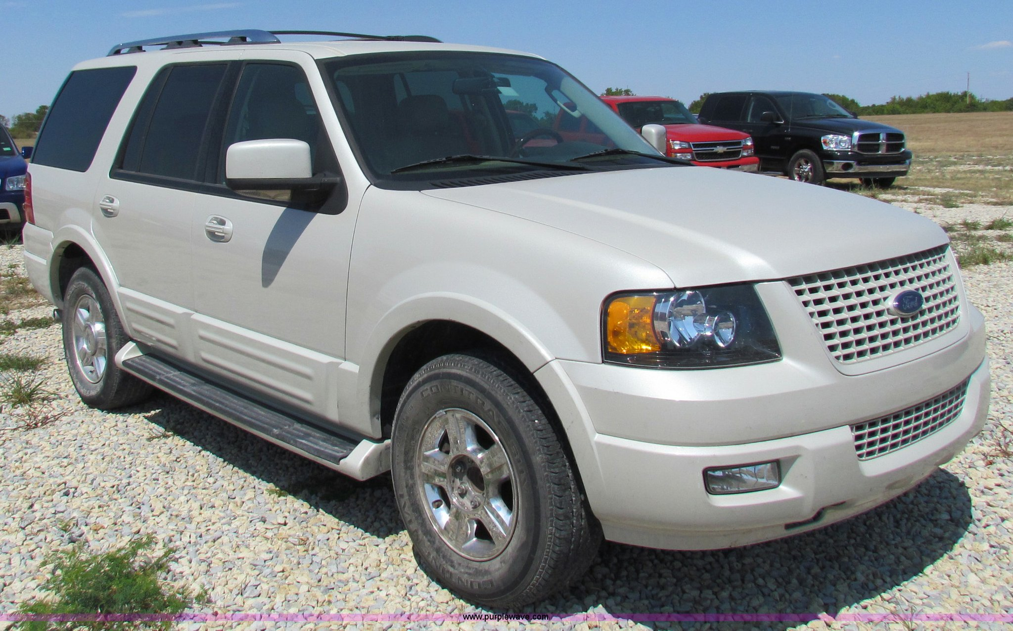 B7492 image for item b7492 2006 ford expedition