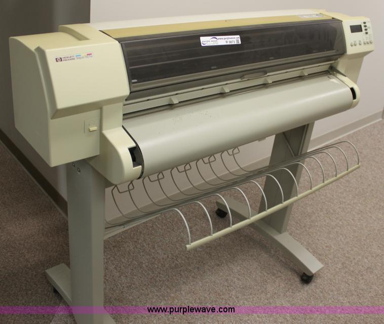 HP DESIGNJET 750C PLUS PLOTTER DESCARGAR DRIVER