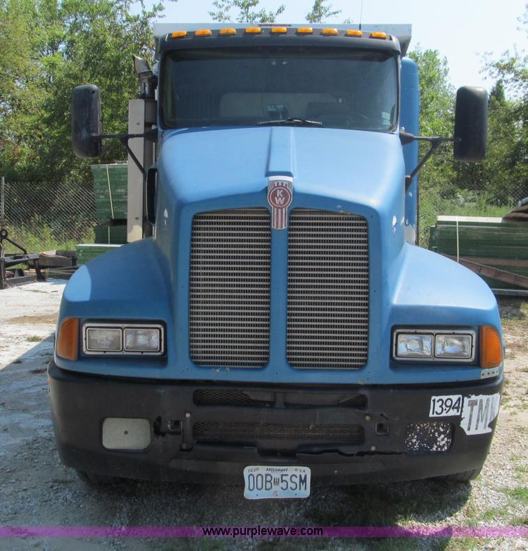 1990 Kenworth T600 dump truck | Item F4551 | SOLD ...