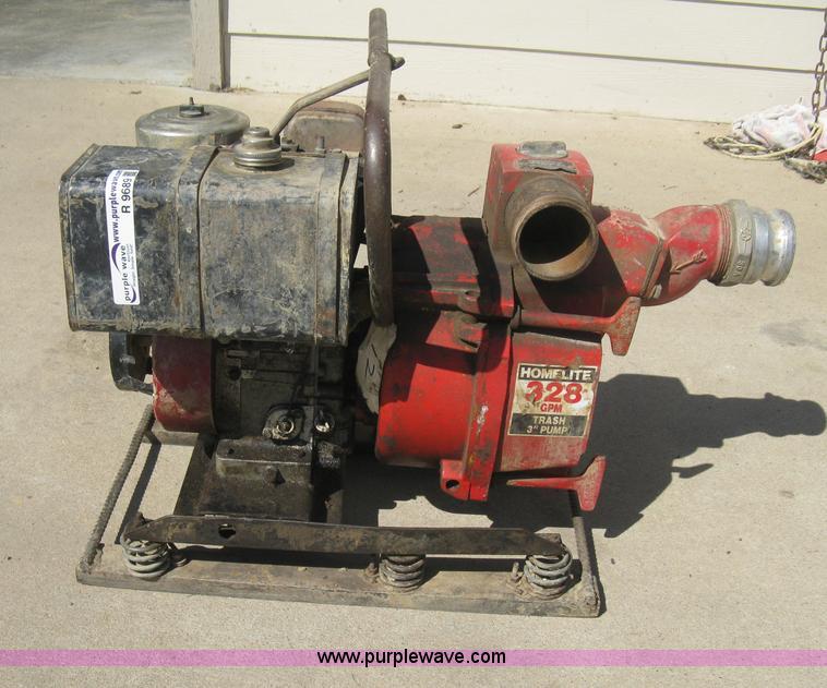 Homelite 160tp41a Trash Pump Hose Coupling Gasket Part 25672 New Hm 155