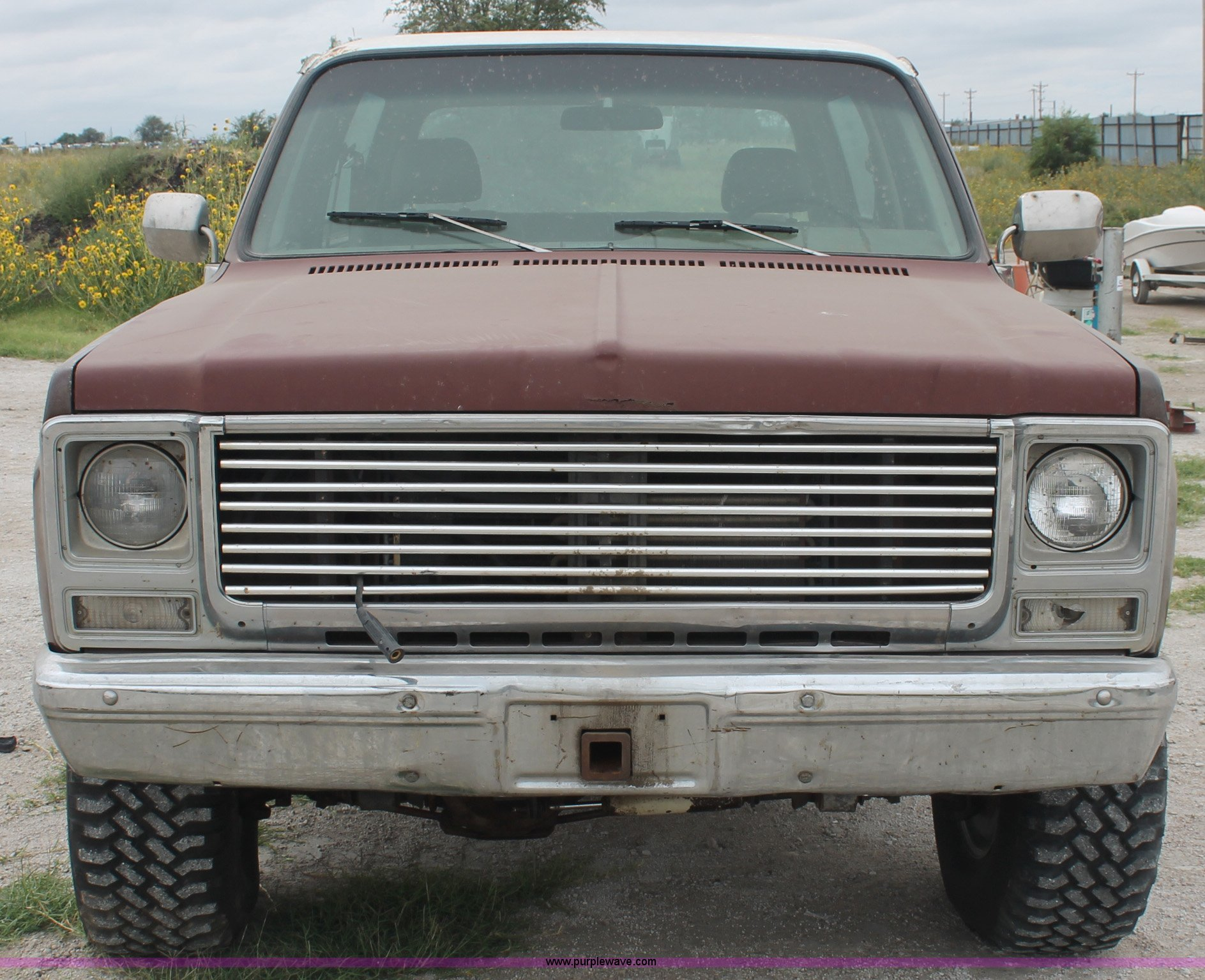 1979 Chevrolet K5 Blazer Suv Item C2848 Sold