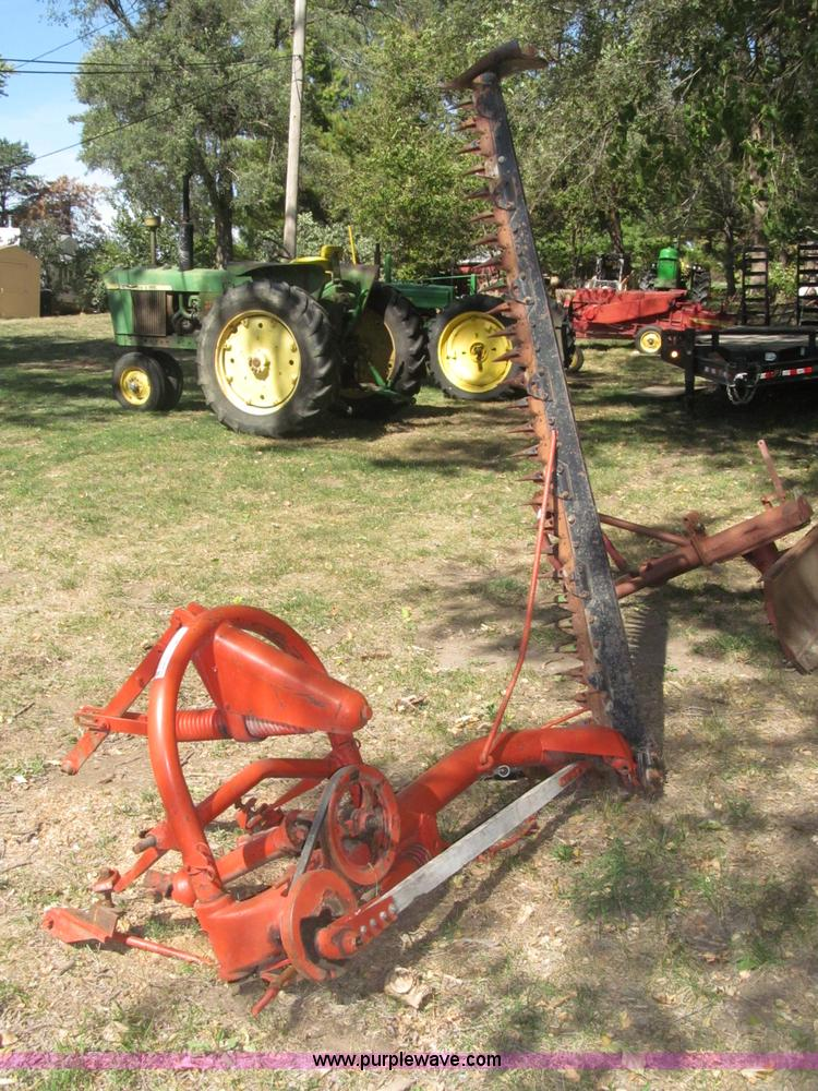 Ford three point sickle bar mower | Item K9602 | SOLD! Wedne