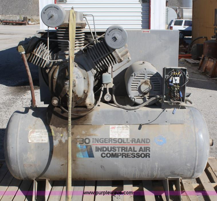 ingersoll rand compressor t30. u9574 image for item ingersoll rand t30 industrial air compressor m