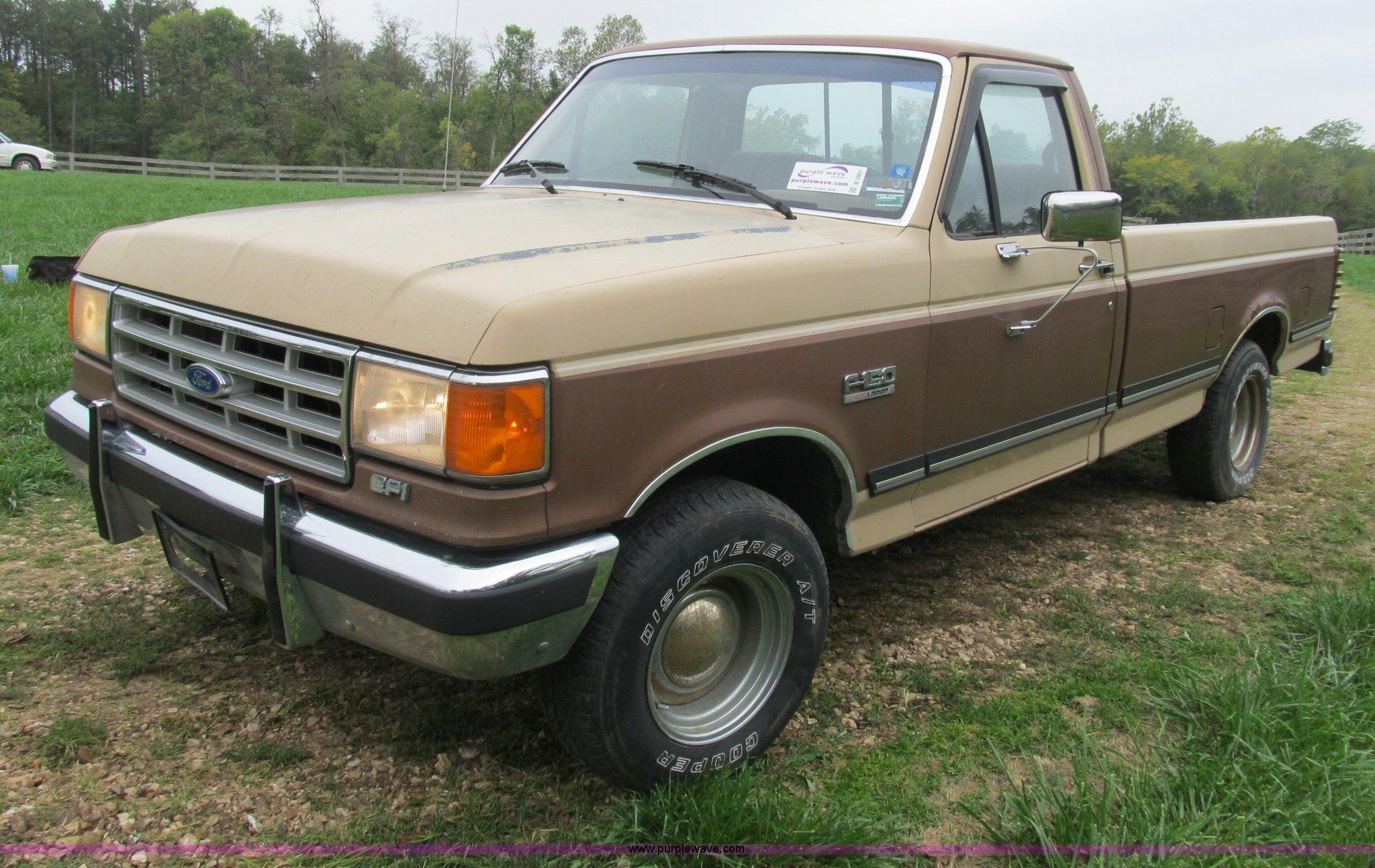 B Image For Item B  Ford F Xlt Lariat