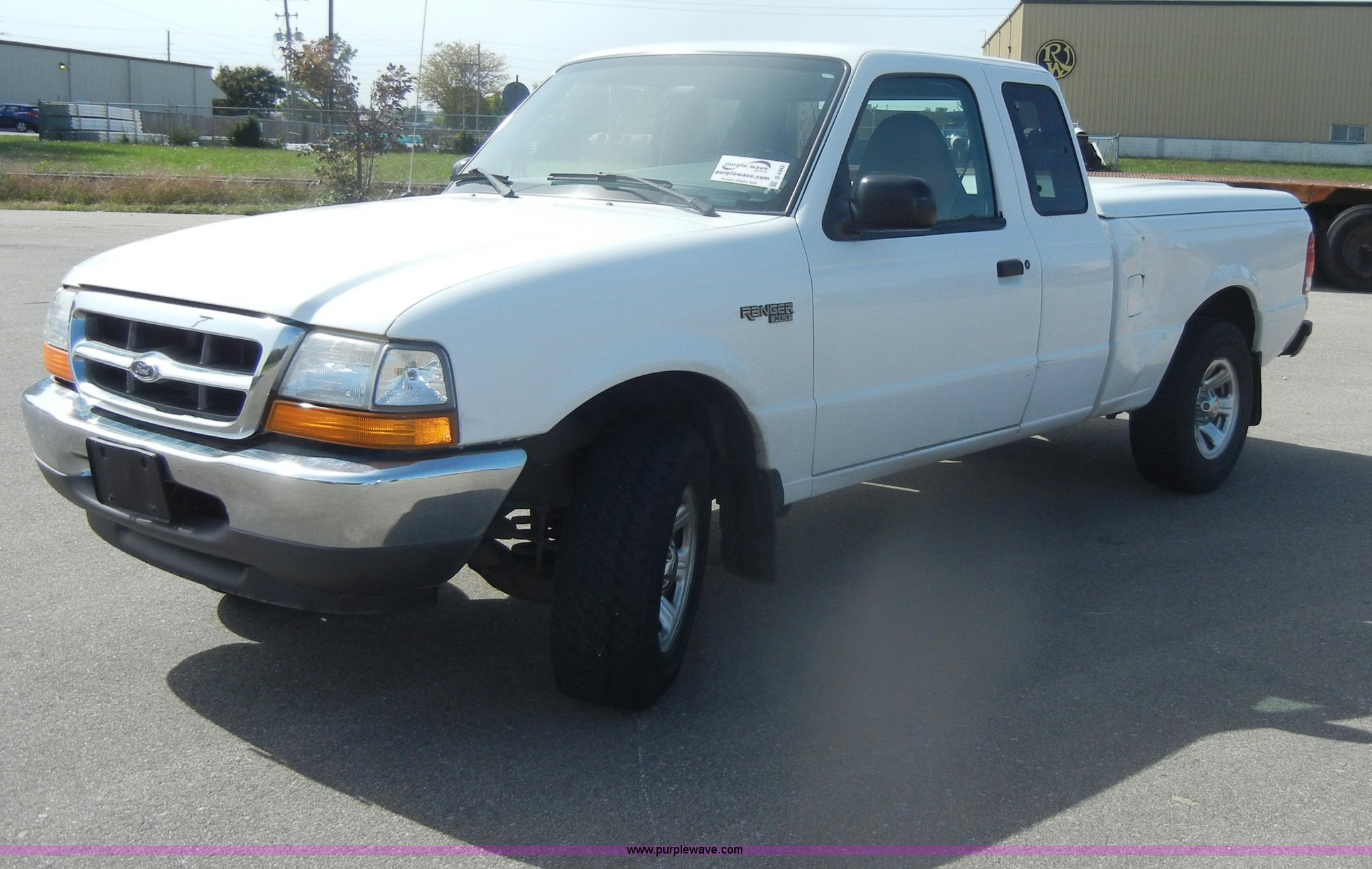 D4942 image for item d4942 2000 ford ranger xlt