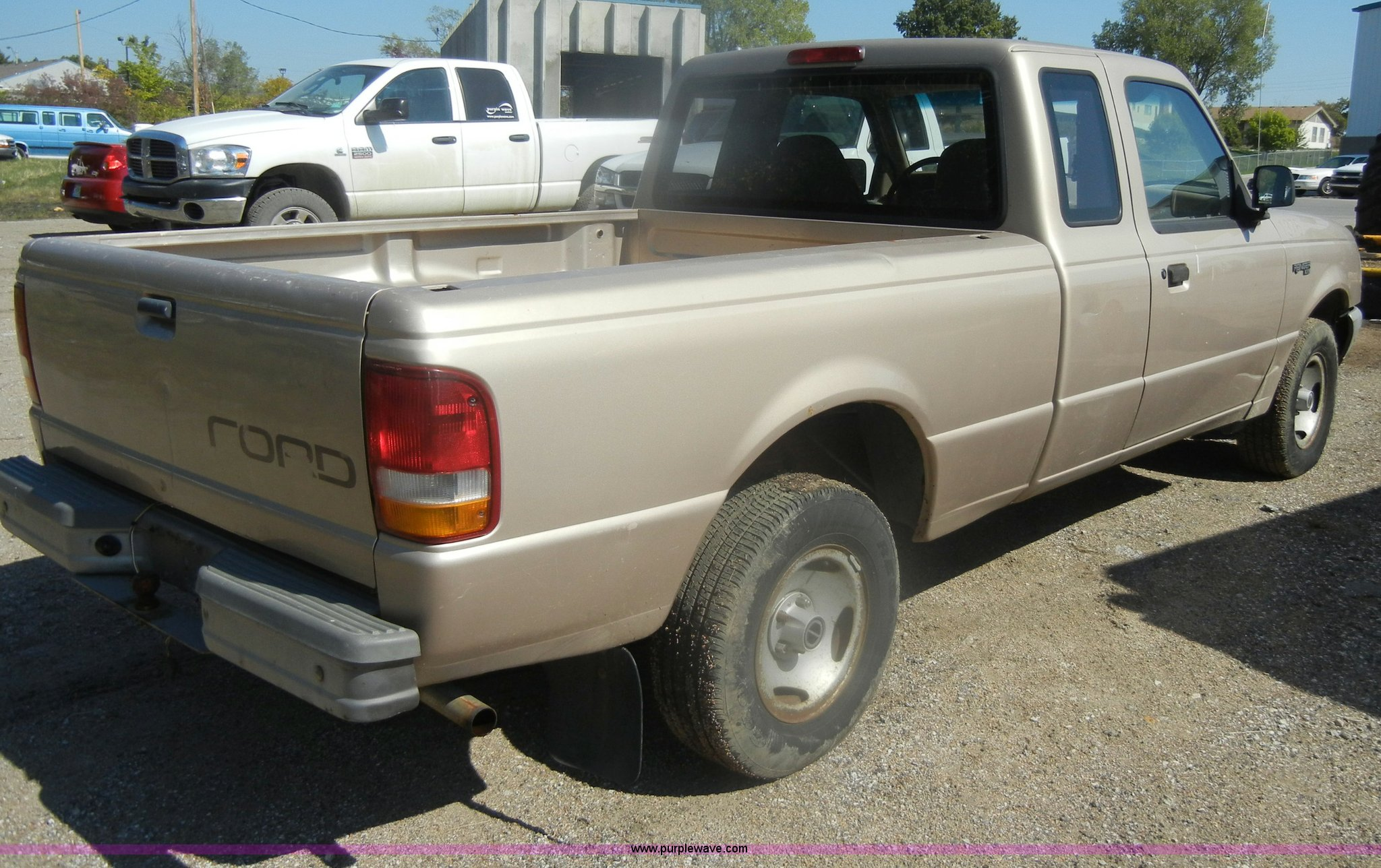 1993 Ford Ranger Xl Supercab Pickup Truck Item D4952 Sol Power Window Motor For Full Size In New