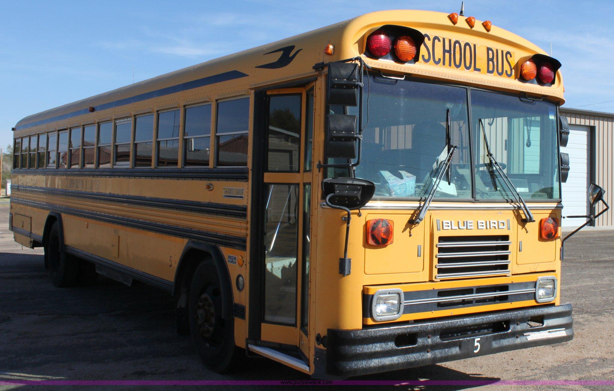 1993 Blue Bird TC2000 school bus | Item E4237 | SOLD! Tuesda