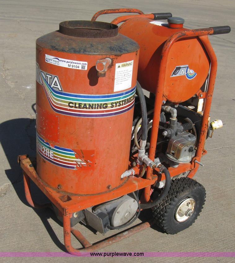 Alkota 2142AE heated pressure washer | Item M9104 | SOLD! Th...