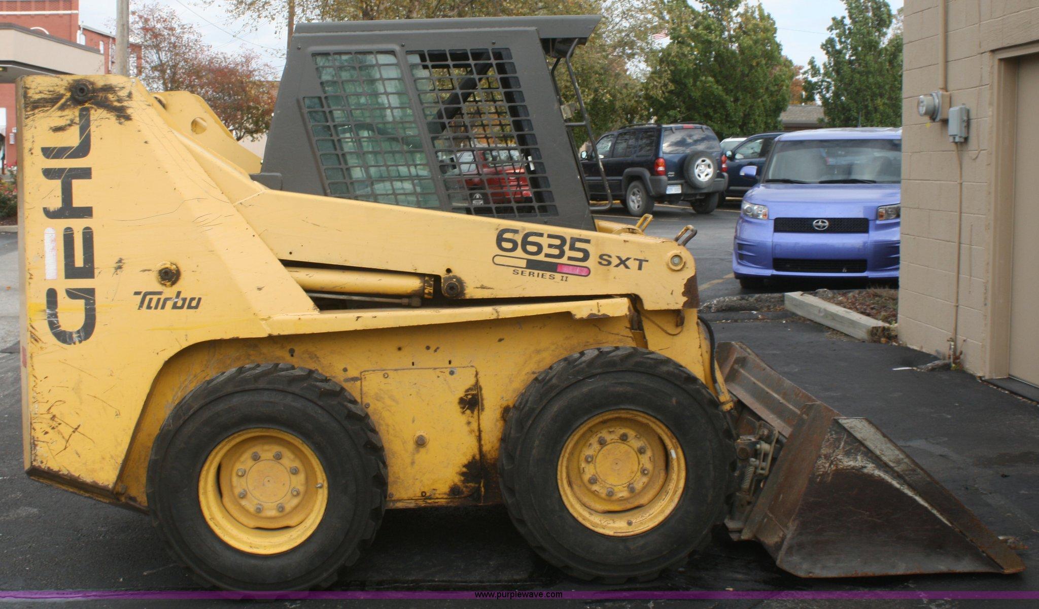 ... Gehl 6635SXT II skid steer Full size in new window ...