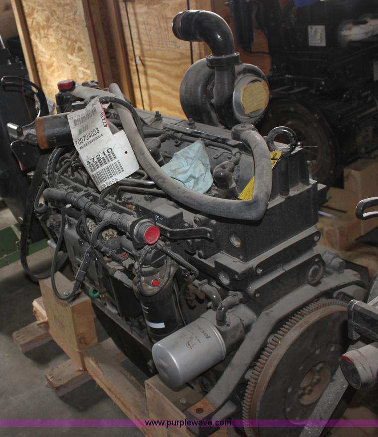 Sisu Diesel Engines For Sale