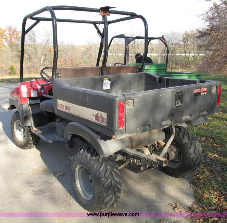 Brush Hog Trail Hand TH4400 utility vehicle | Item E5722 | S