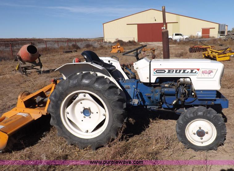 satoh bull s-630d tractor | item f6225 | sold! wednesday ... satoh tractor 4 cylinder engine diagram 2000 cougar 4 cylinder engine diagram