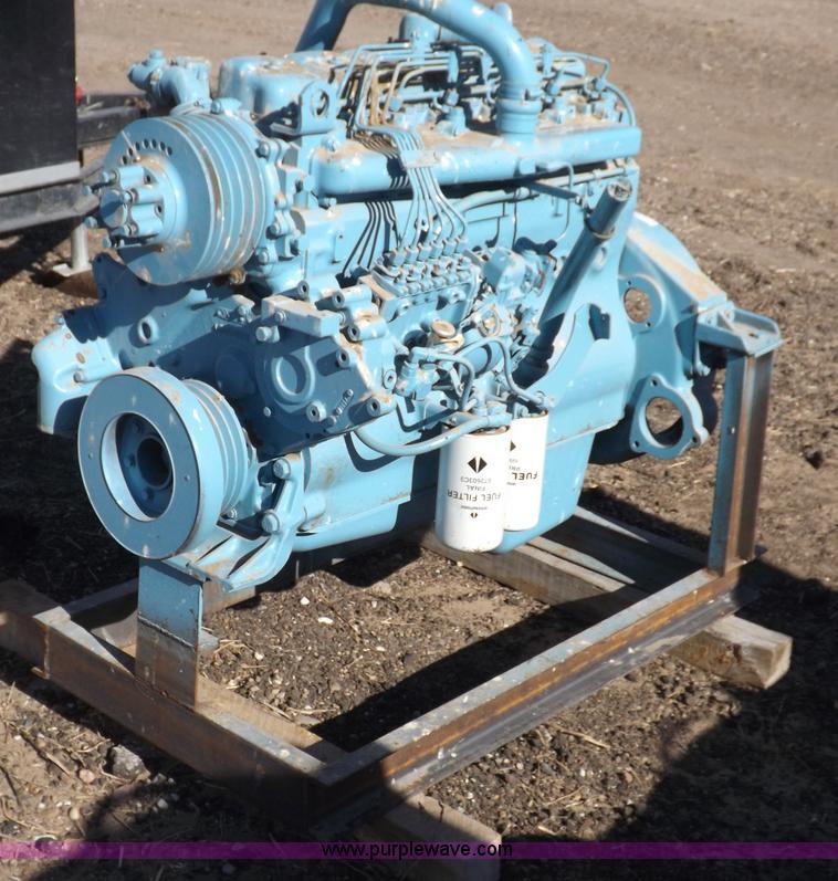 Dt466 Engine manual