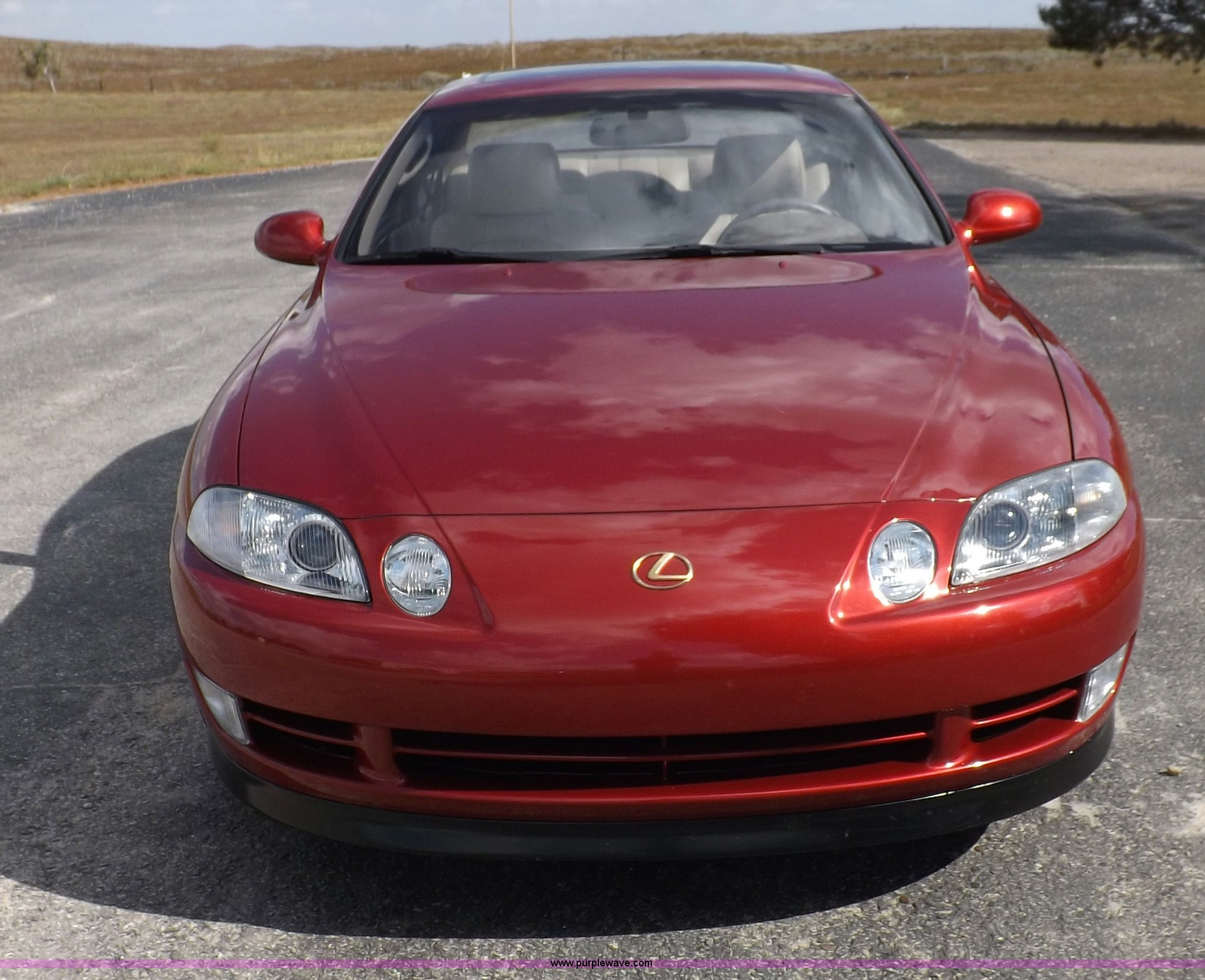 1992 Lexus Sc400 Item F6106 Sold Wednesday December 5 G Super Coupe 400 Full Size In New Window