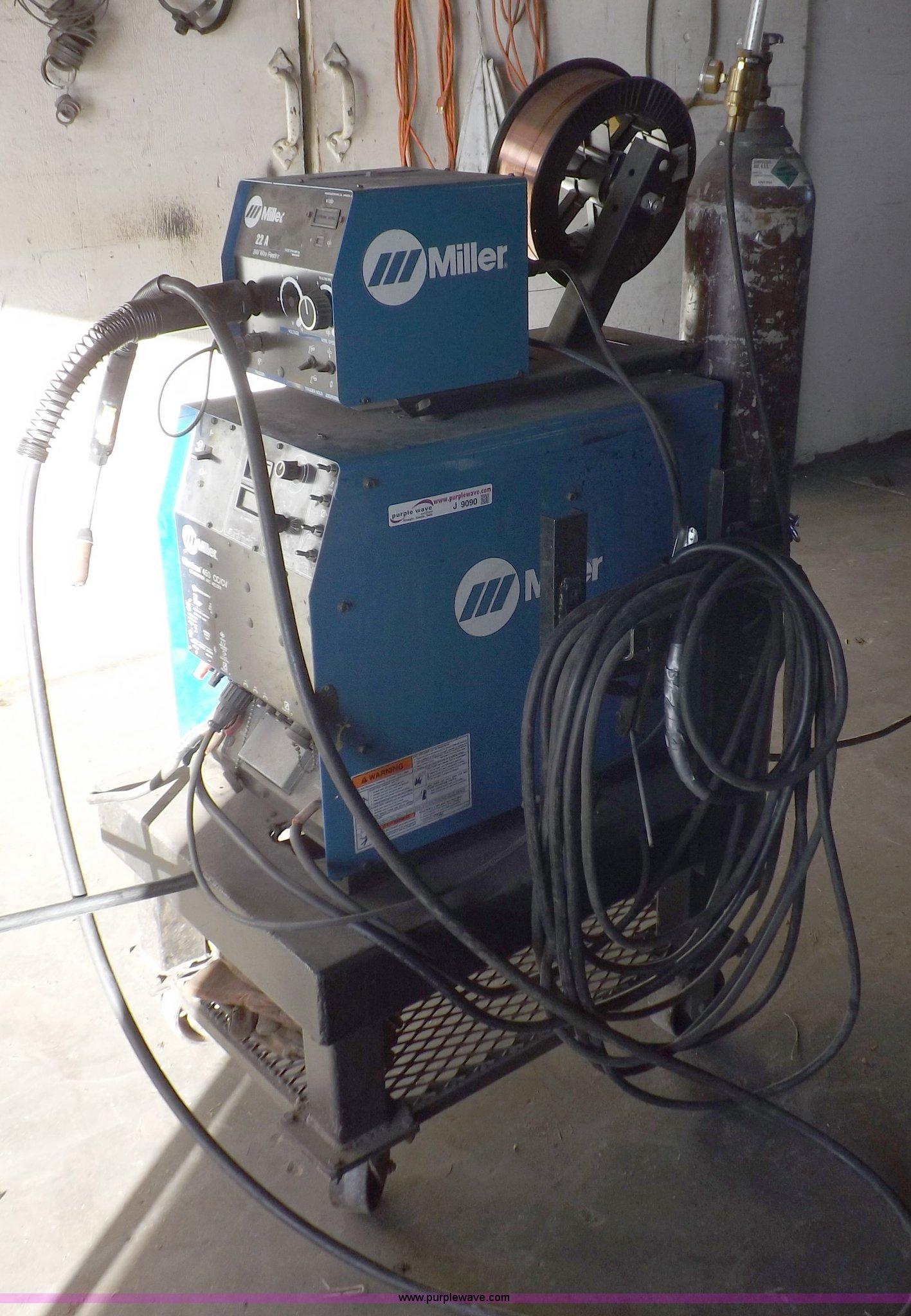 Miller Welder 450 Wiring Wire Center Xmt 3 Diagram Maxtron Cc Cv Dc Inverter Arc Item J9090 Rh Purplewave Com Mig Cart Deltaweld