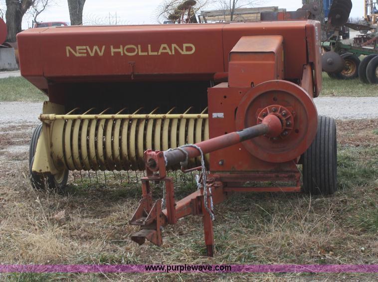 New Holland Small Square Baler Twine Routing – Fondos de Pantalla