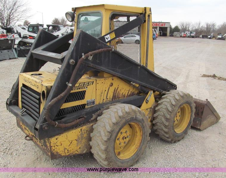 new holland l555 skid steer reviews
