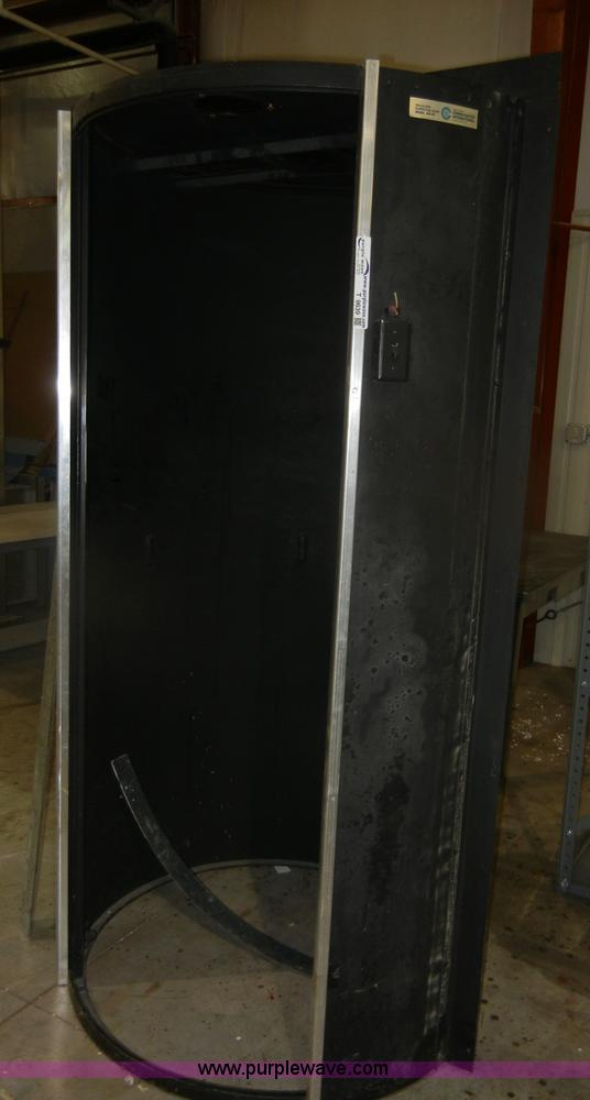 Consolidated International Revolving Darkroom Door No