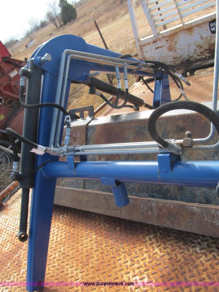 Farmtrac 5145 loader | Item E7504 | SOLD! January 16 Ag Equi