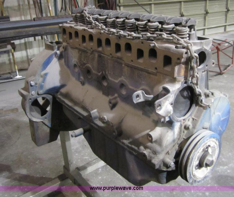Ford Industrial 300 Cid Six Cylinder Engine