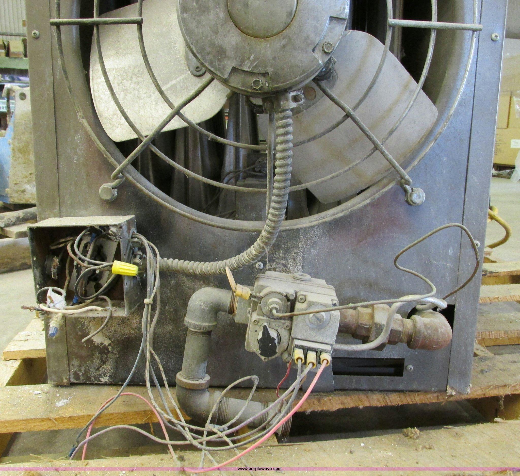 Grinnell Pto 150 Heater Wiring Diagrams Not Lossing Diagram Cub Cadet 2155 Itt Excello 000 Btu Natural Item F4157 Sold Rh Purplewave Com