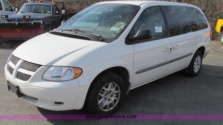 2001 Dodge Grand Caravan Sport No Reserve Auction On
