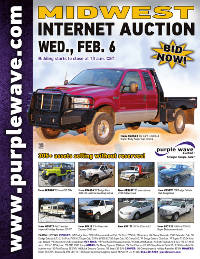 View February 6 Midwest Auction flyer