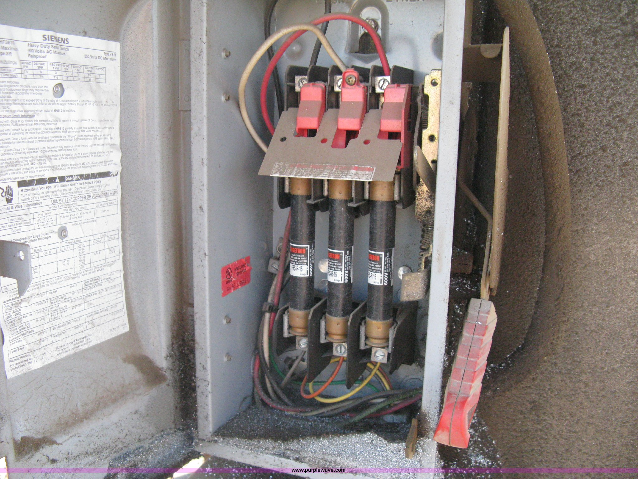 Jones Superior Commercial Meat Saw Item B8439 Sold Wedn Aluminum Wiring Hazards Full Size In New Window
