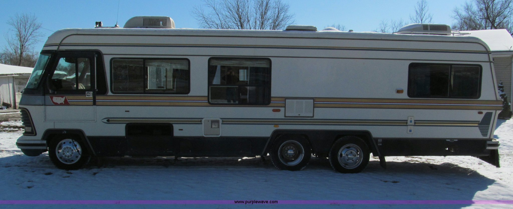1986 Holiday rambler owners Manual