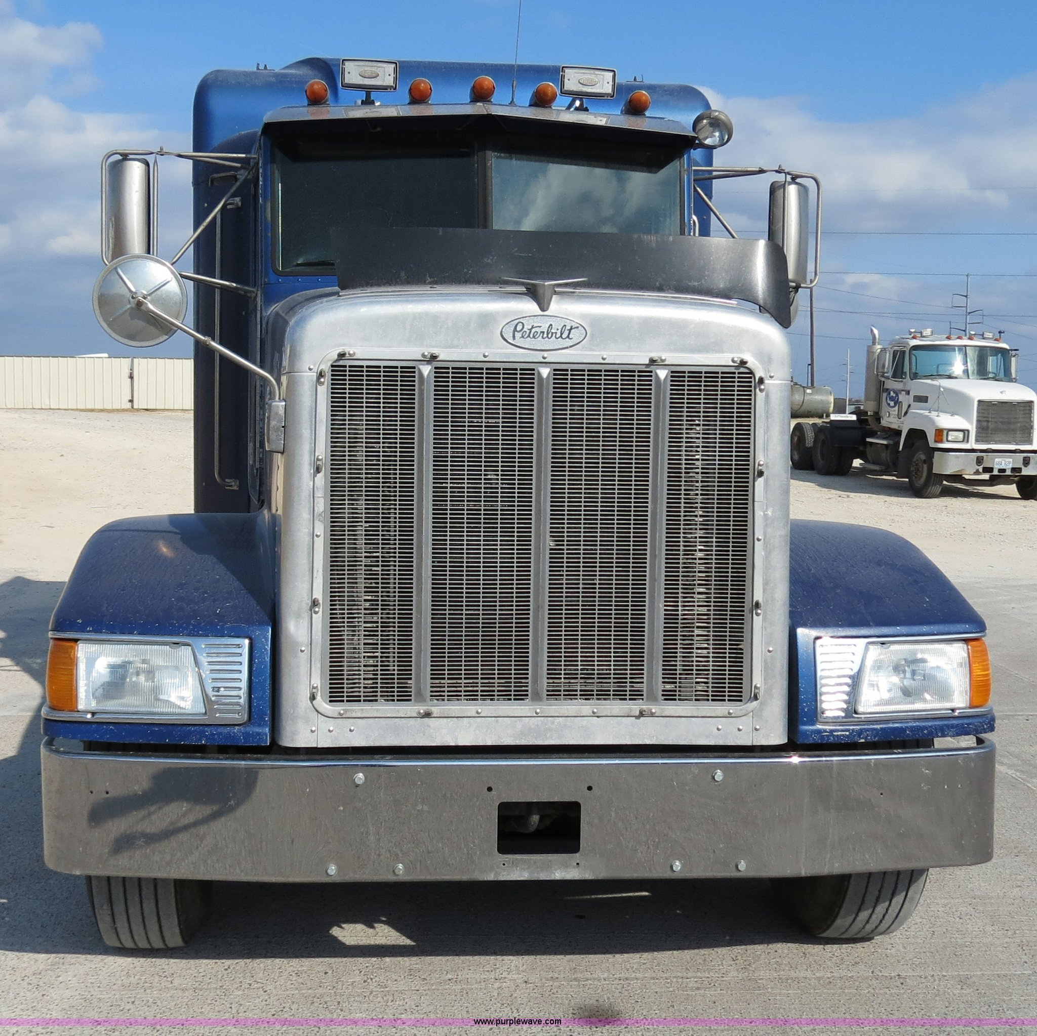 Magnificent 377 Peterbilt Wiring Diagram Photos - Electrical and ...