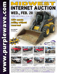 View February 20 Midwest Auction flyer