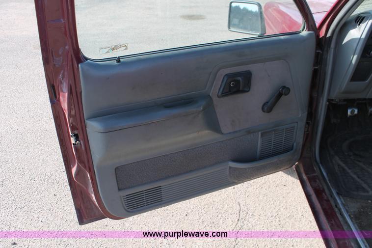1991 Ford Ranger Xlt Pickup Truck In Junction City Ks Item E2546 Sold Purple Wave