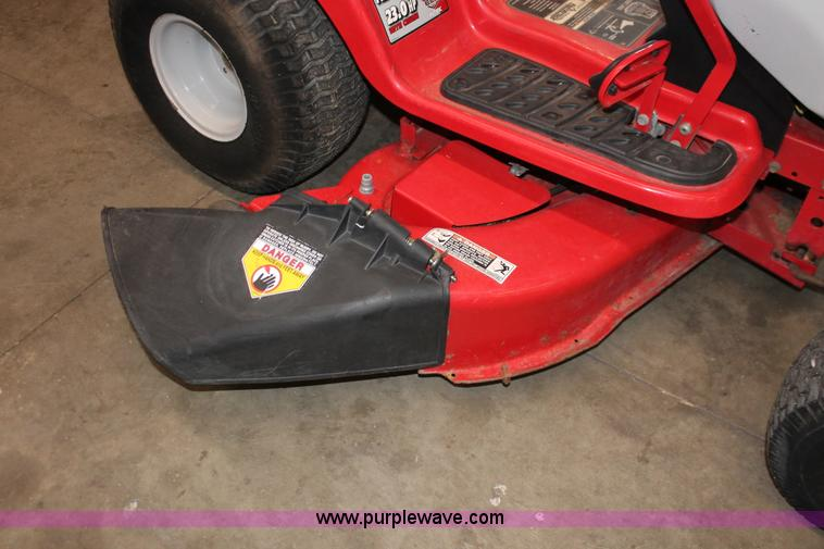 Huskee Supreme Gt 24 hp 54 manual