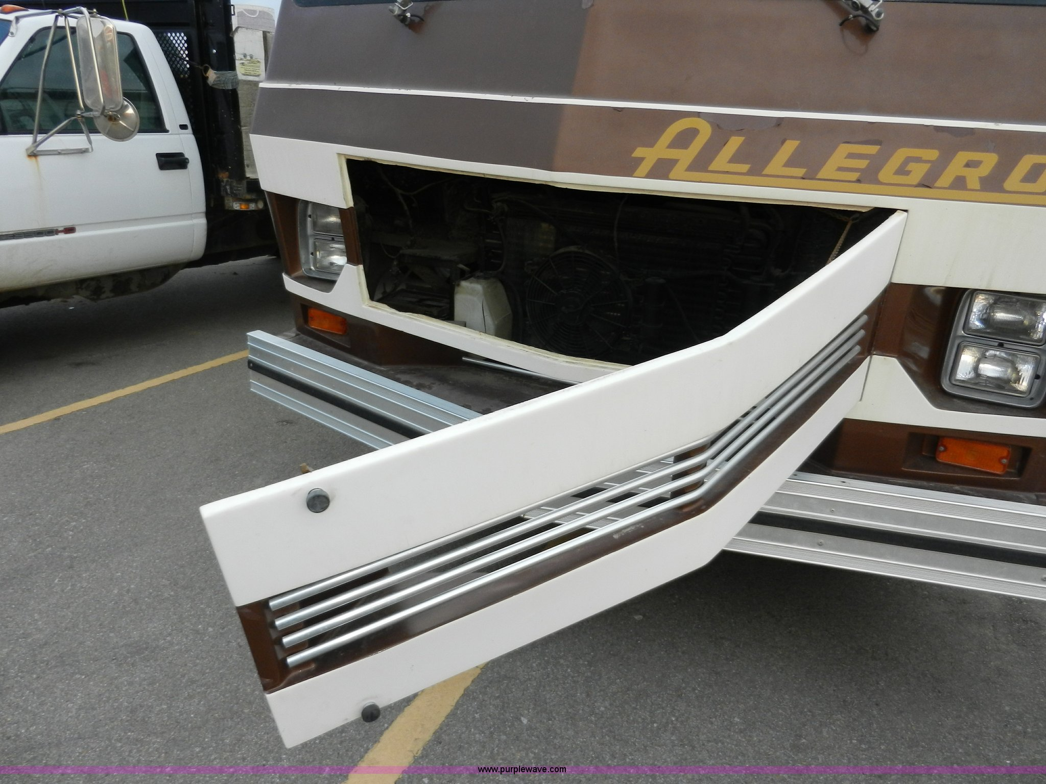 1984 Chevrolet Allegro Tiffin Recreational Vehicle Item