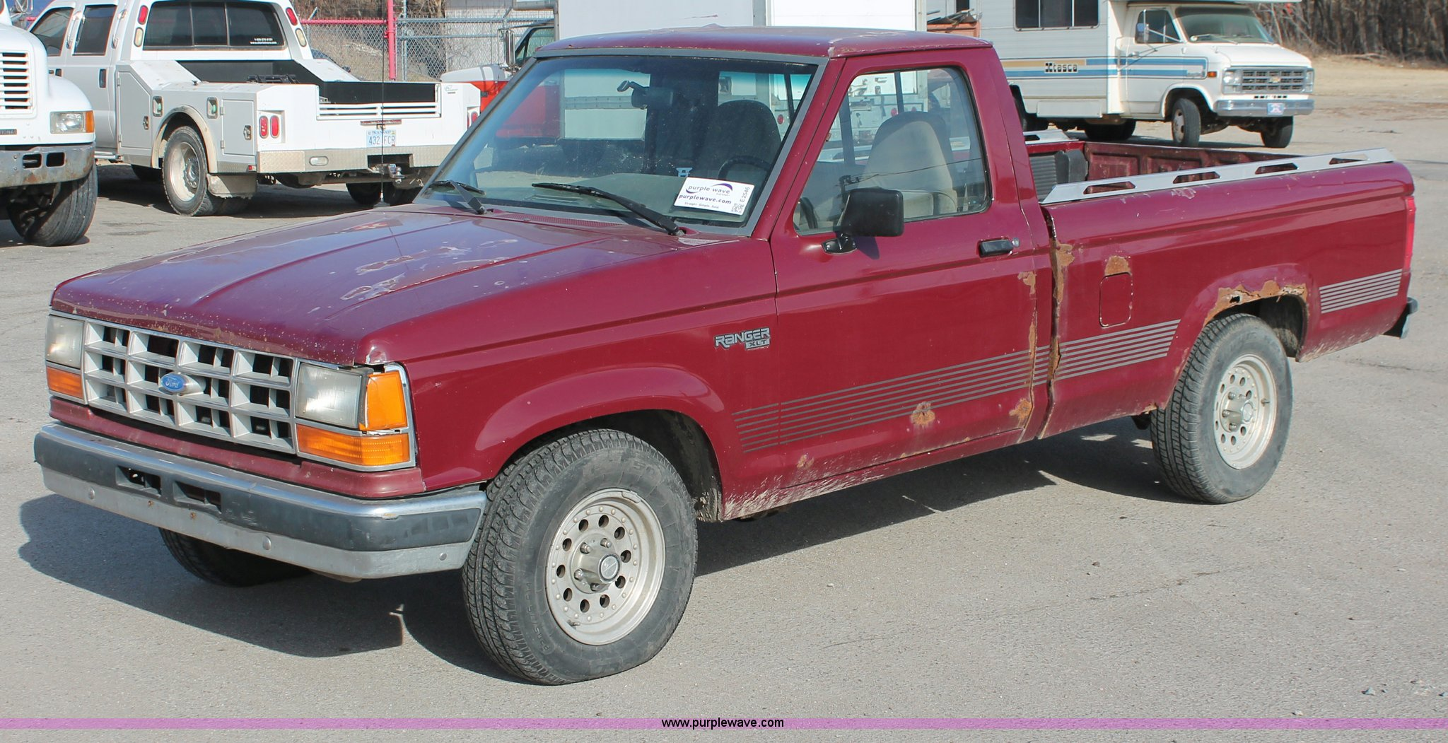 E2546 image for item e2546 1991 ford ranger