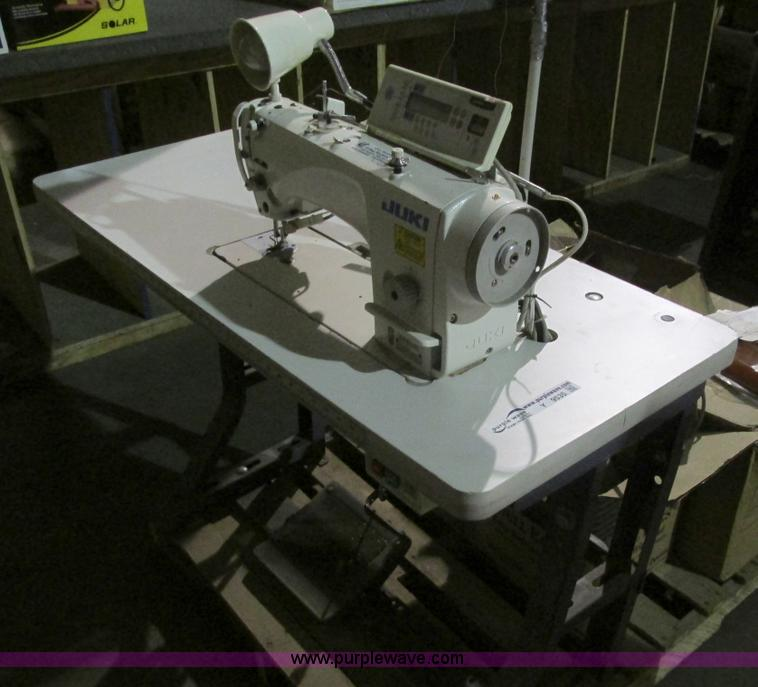 Juki Sewing Machine And Table Item Y40 SOLD February Delectable Juki Sewing Machine For Sale