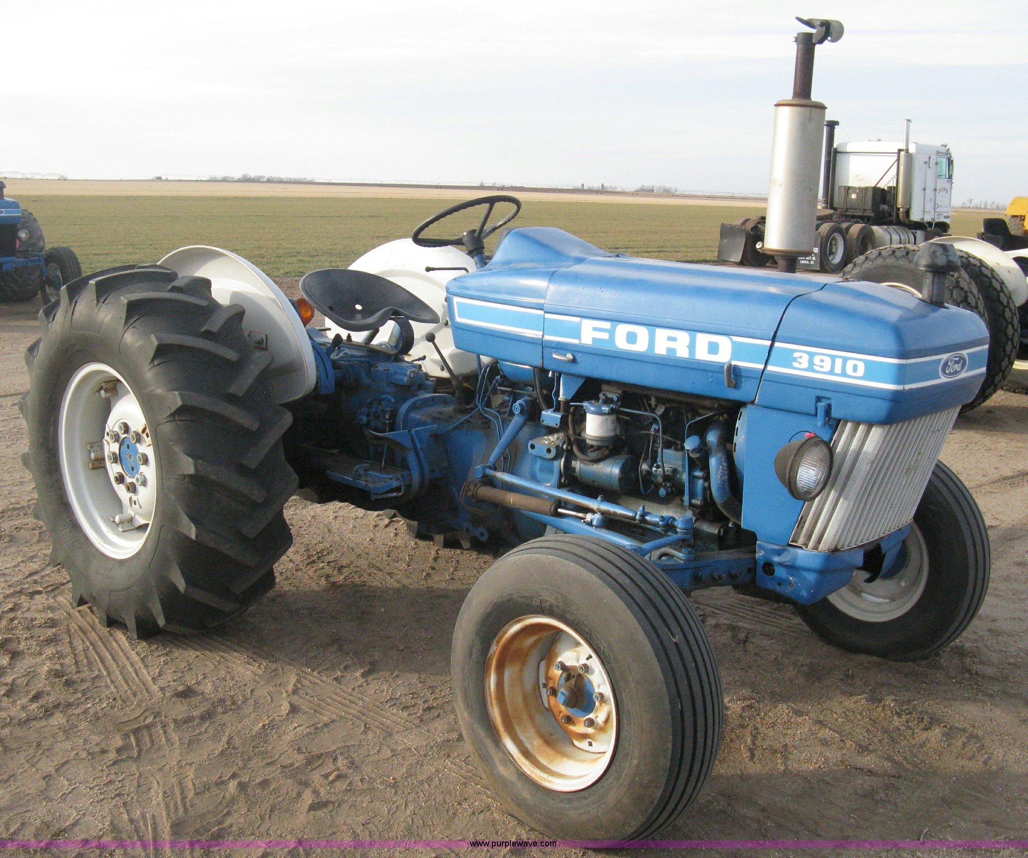Ford 3910 Tractor Item B8412 Sold February 27 Ag Equipm