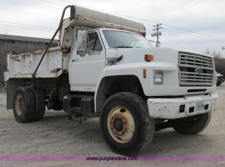 Ford F700 Front Axles, Complete Parts | TPI