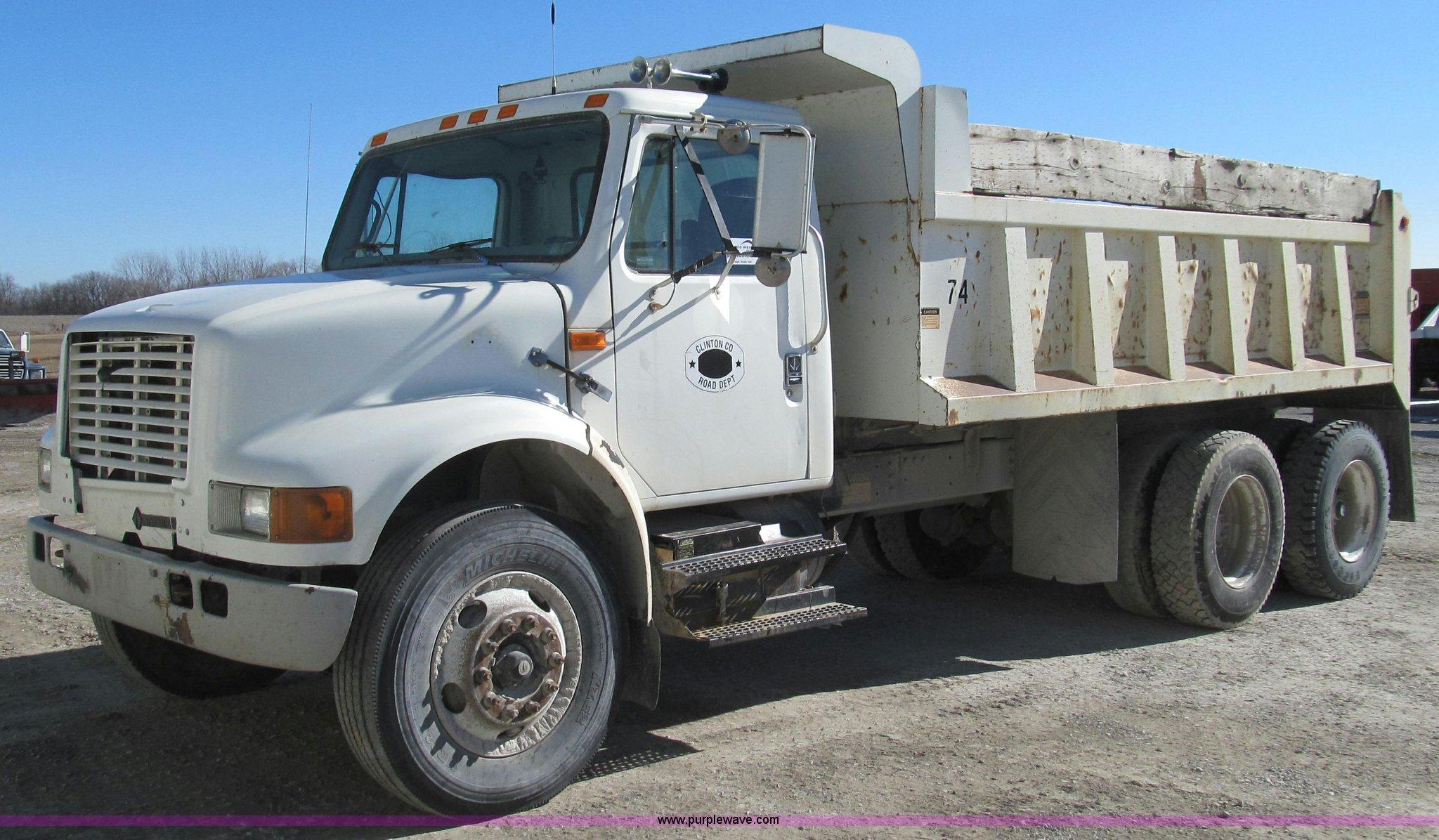 4900 International Truck Wiring Diagram
