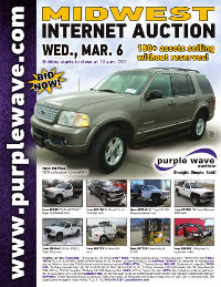 View March 6 Midwest Auction flyer