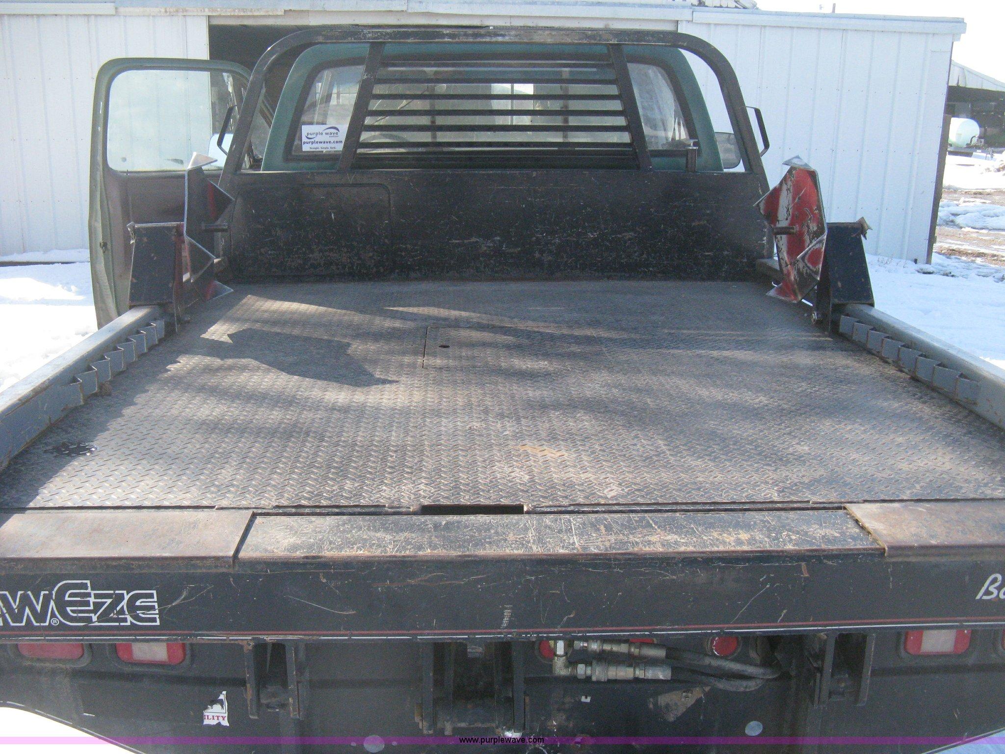 1985 Chevrolet Flatbed Pickup Truck Item E3106 Sold Mar